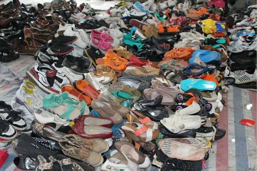 used clothing shoes supplier in china