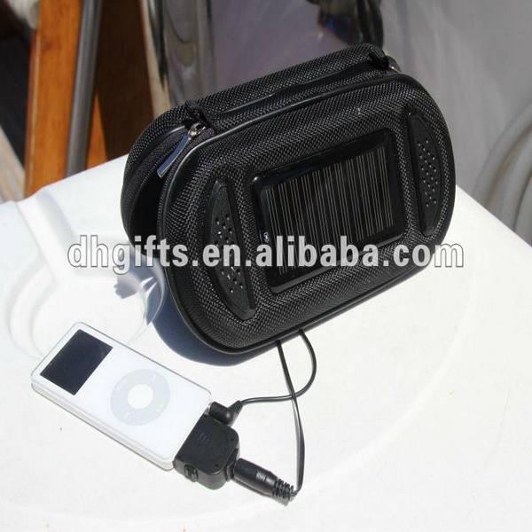 High Quality solar speaker charger