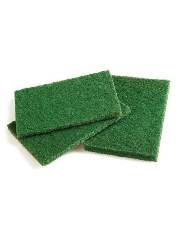 General Purpose Green Heavy Duty Nylon Abrasive Scouring Pad