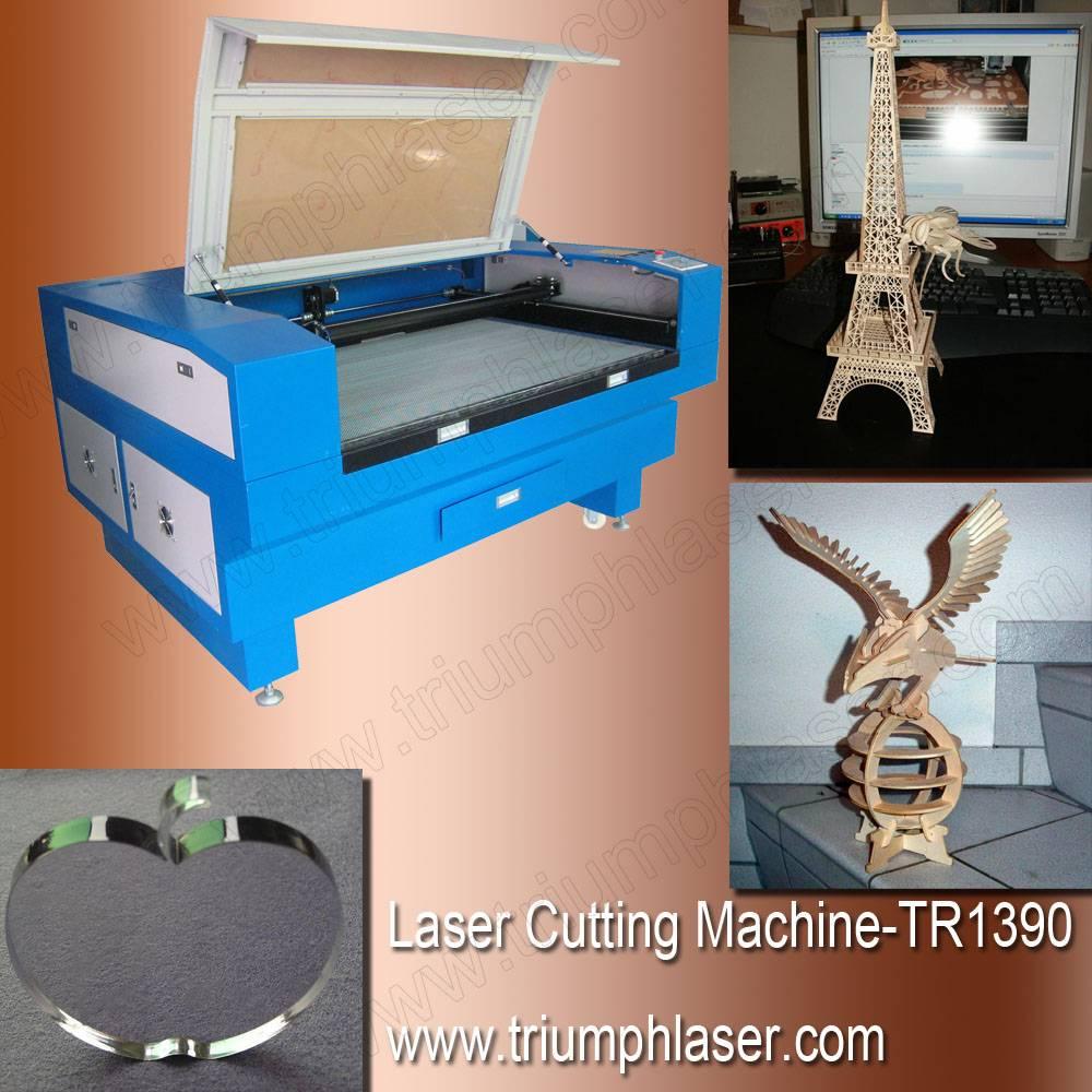 High speed and competitive triumph laser cutting machine
