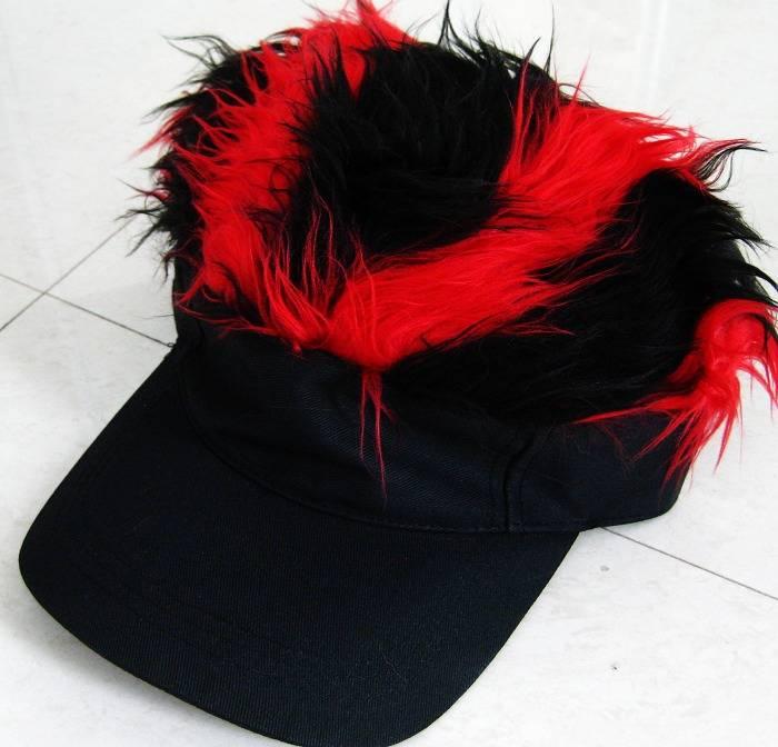 produce flair hair visor