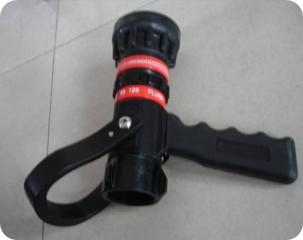 Fire spary hose nozzle