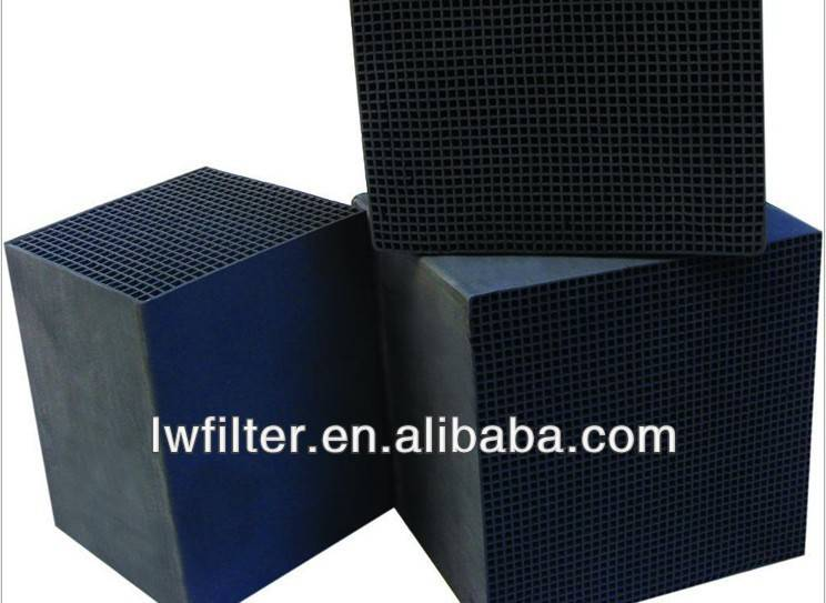honeycomb carbon cube