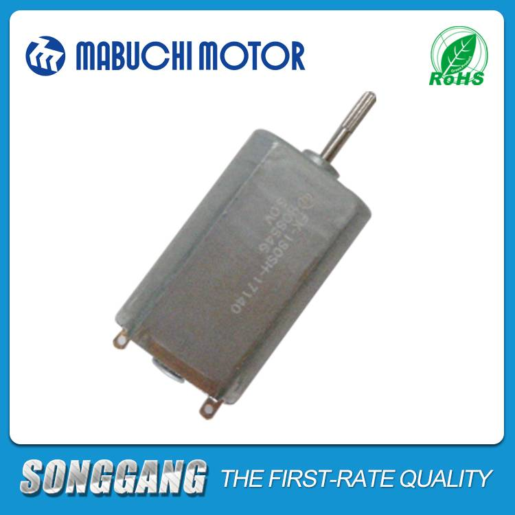 Hair Clipper Motor MABUCHI DC 1.2V Geared Motor FF-180SH-4026