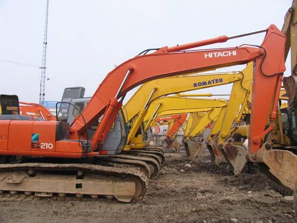 HITACHI EX210 EX200 excavator