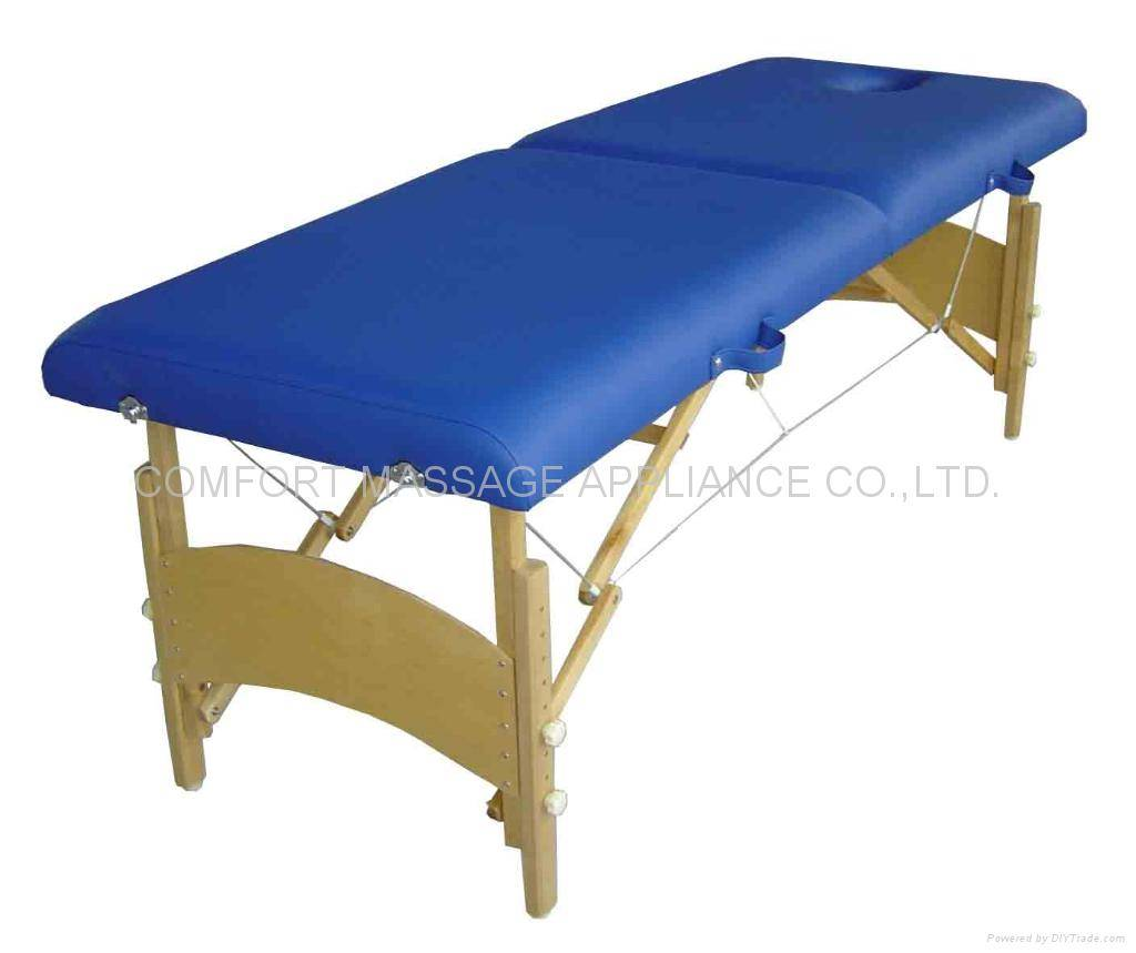 MT-003 wooden massage table