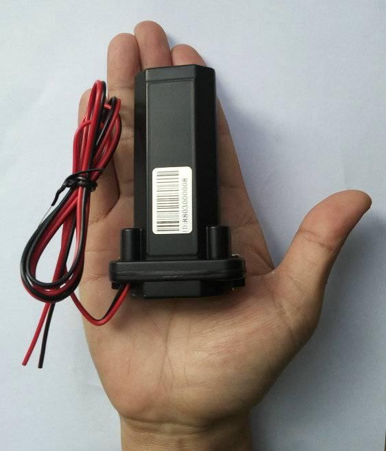 GPS Waterproof Vehicle/Motorcycle Tracker AT-18