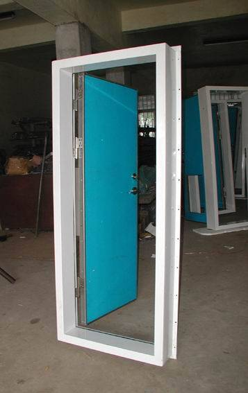 marine A-60 fire door
