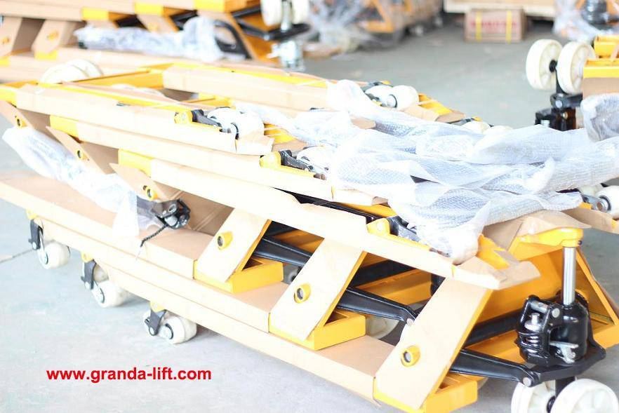 China Supplier of Manual Pallet Truck