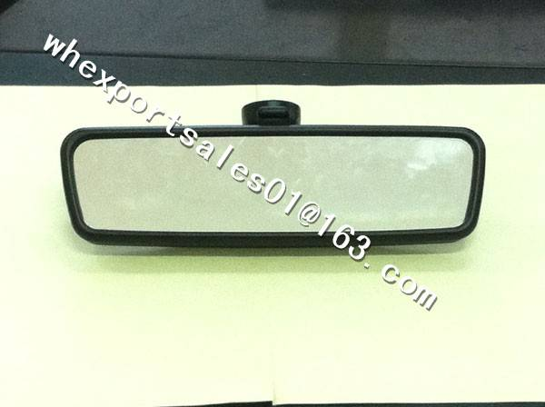 Internal Aluminum Plating Car Mirror Glass Mirror Plates