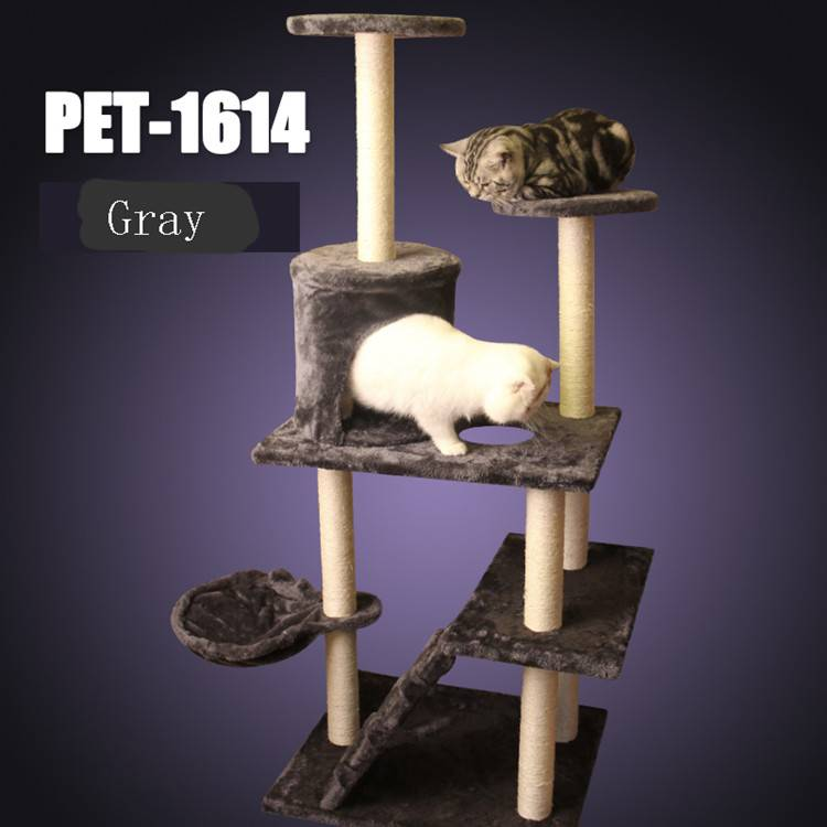 wholesale cat tree scratching post pet accessories cat tree