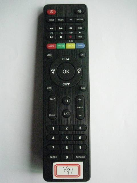 Sell Remote Control for Video & Audio, Universal, Y91