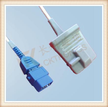 BCI DB9 Pin Adult Silicone Soft Tip SpO2 Sensor