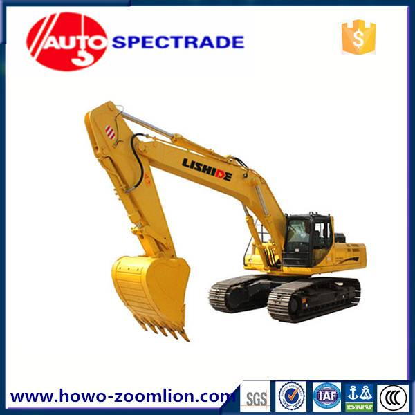 47 ton excavator China Lishide SC485.8 low price