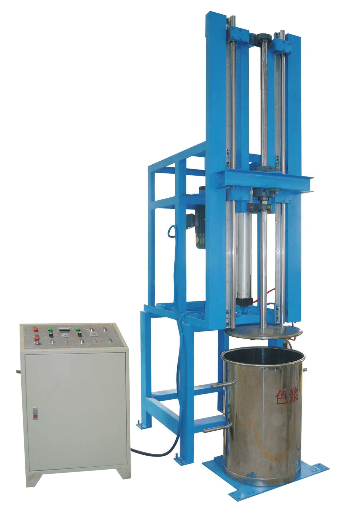 11Kw/15Kw Vertical Foaming Machine(Manual Operation)
