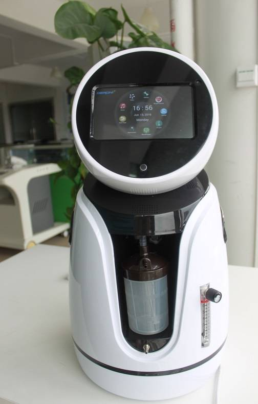 Sell Humanoid Robot for Home Healthcare with Talking and Telemonitoring Function