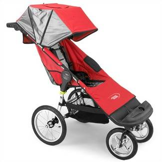 Baby Jogger Liberty All Terrain Special Needs Stroller $722.25 FREE Shipping + FREE Gift