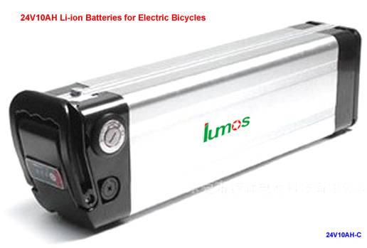 24V10AH Electric Bike Li ion Battery