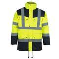 Safety Jacket (Oxford)