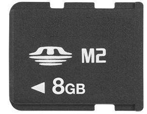 MS M2 Card 8GB