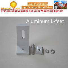Sell Solar PV Installed Aluminum L-feet Kits