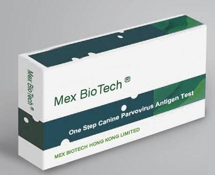 One Step Canine Parvovirus Antigen Test