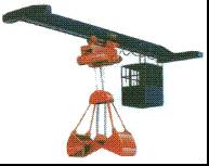 LDA-LD Model Motor-driven Single Beam Crane