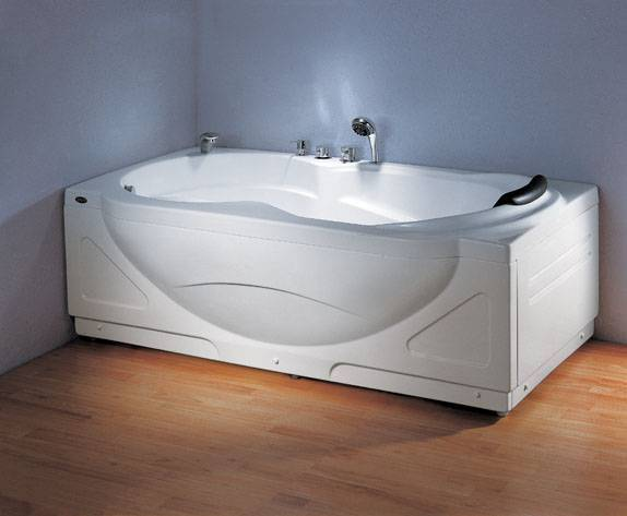 supply massaging bathtub