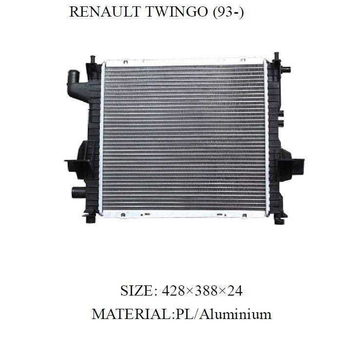 Renault Radiator OEM NO. 7701045211