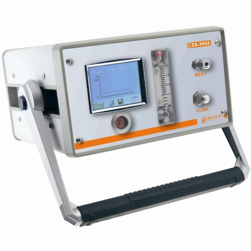 ZA-3002 Portable Intelligent Gas Purity Analyzer