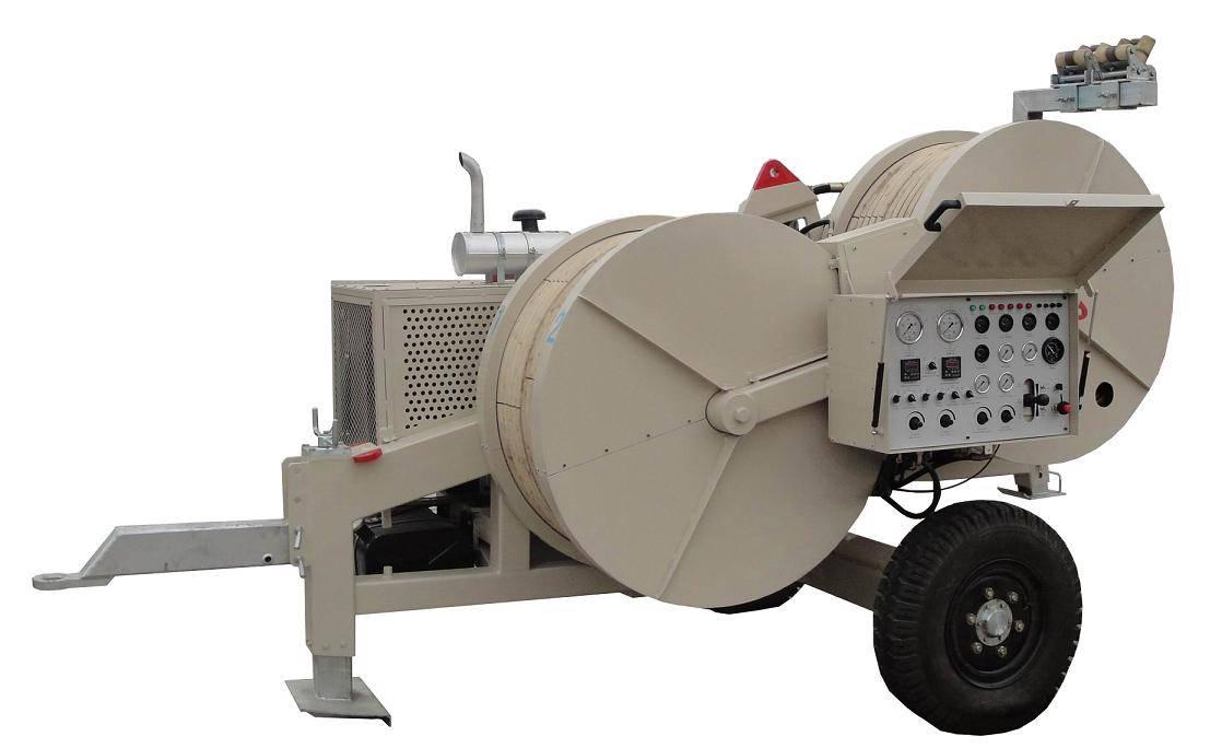 30-200KN Hydraulic Tensioner