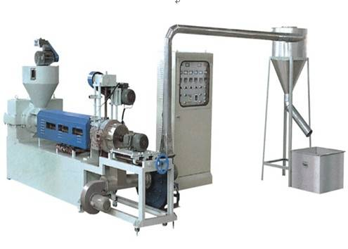 ZL Series Wind-cooling Hot-cutting Plastic Recycling Compounding