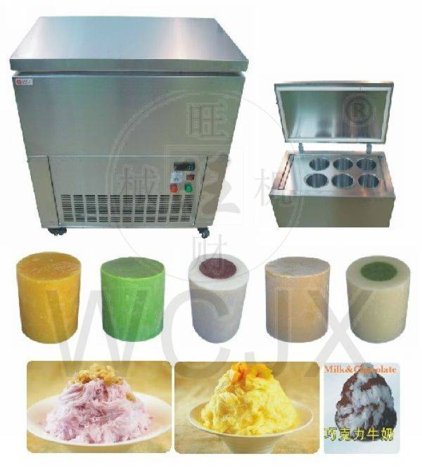 commercial block ice maker/solid snow cone ice machine/flake ice maker