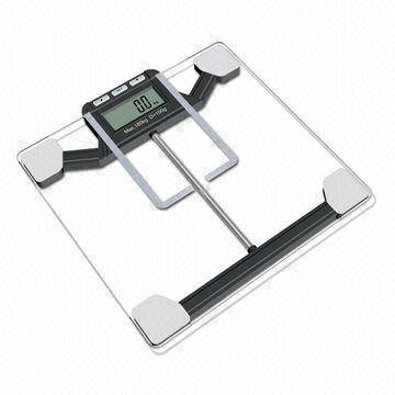 BMI Digital Body Scale, 150kg with 400lb Capacity and Auto-recognition Technology