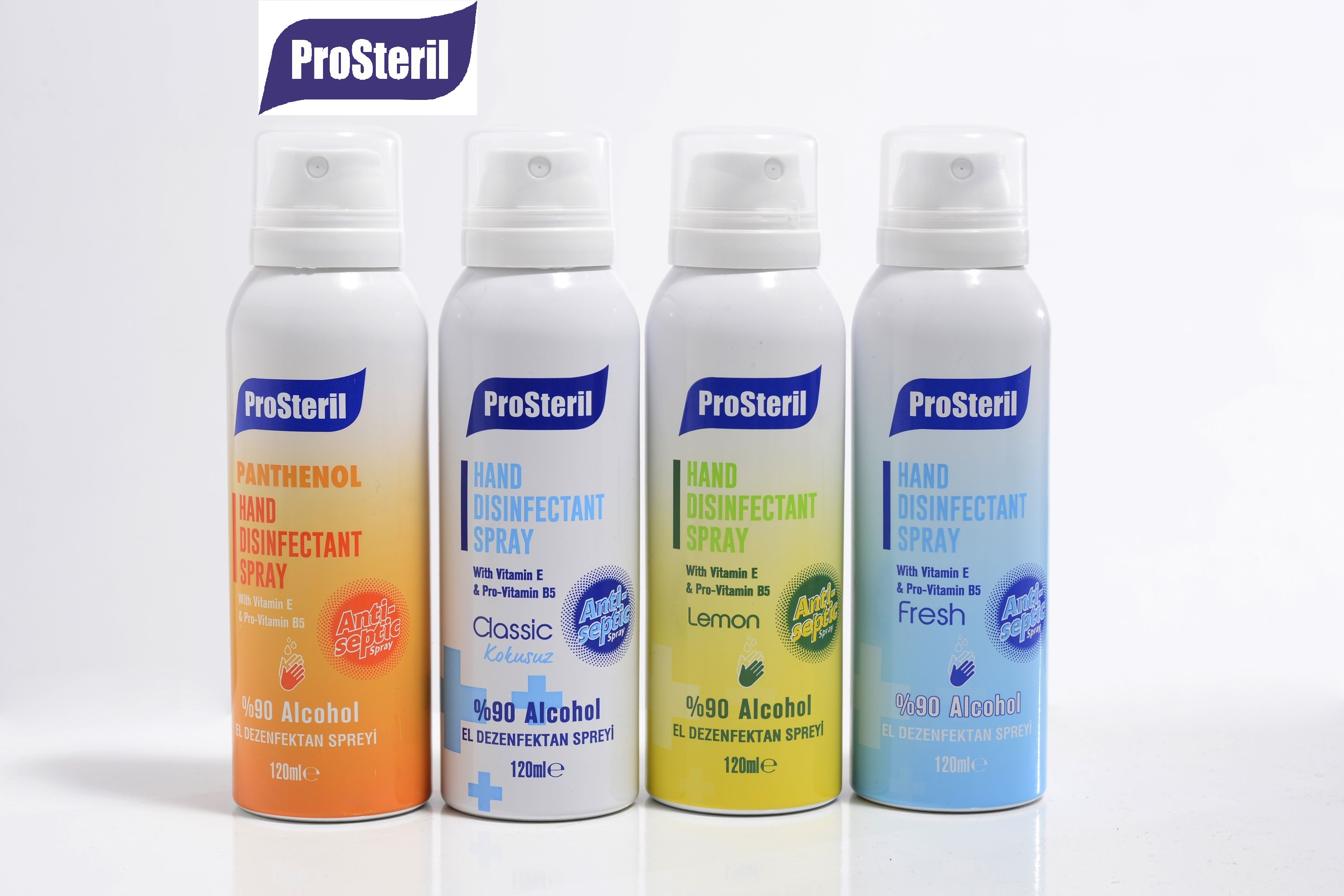 OEM Bulk Disinfectant Spray and Solutions with Private Label