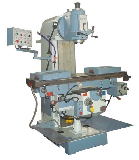 X5036B strong vertical milling machine