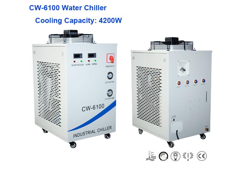 CW6100 CNC Chiller