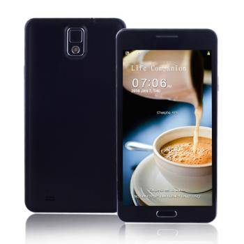 W.D.fone Q5000 MTK6582 Quad Core 3G Smartphone Android 4.4 with 512MB RAM 4G ROM GPS 5 Inch QHD Scre