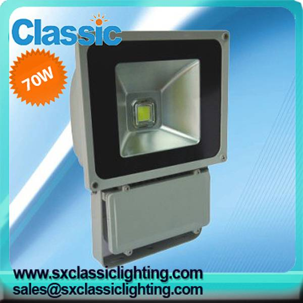 70w led straler led outdoor flood light