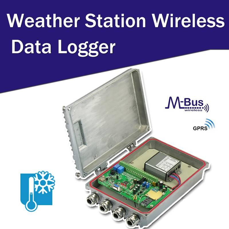 Environmental GPRS Data Logger