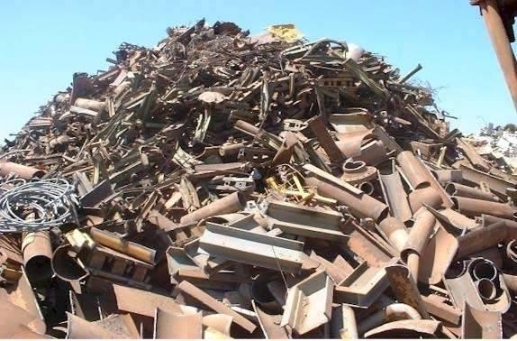 Sell Steel Scrap