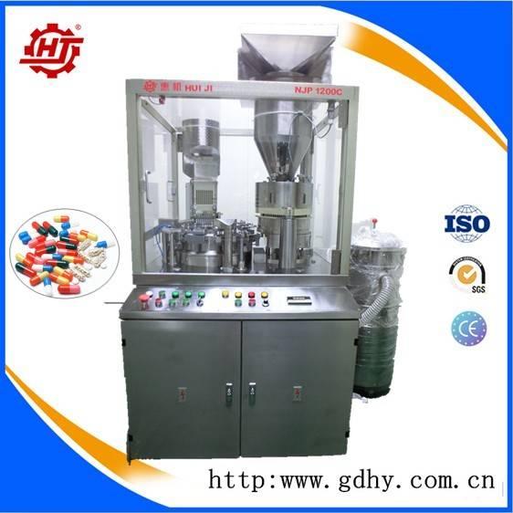 NJP-1200 Fully automatic capsule powder filling machine ,capsule encapsulation machine
