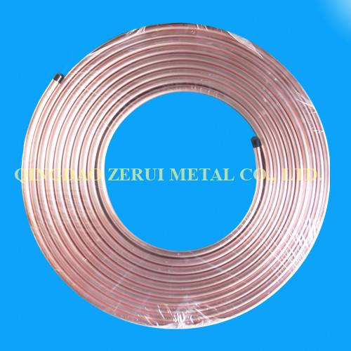 En1057 Flexible Copper Pipe for Water and Gas
