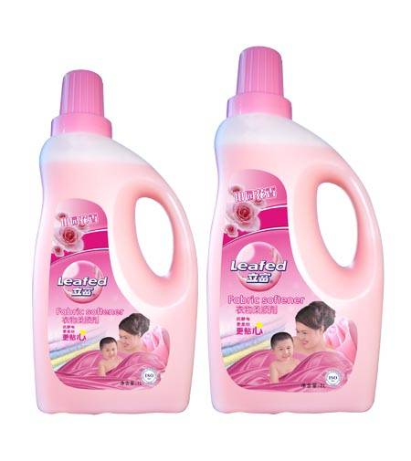 Leafed Softener 2L bottle for clothes protect