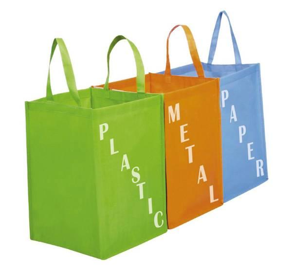 PP Woven Bags Promotion Bags Shopping Bags/PP Sacchetto Tessuto/Tejida PP Bolsa