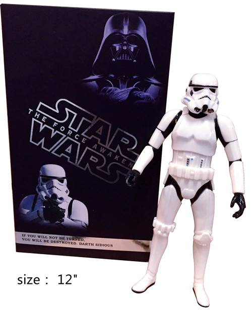 Stars Wars Storm Troopers Action Figure 3317A