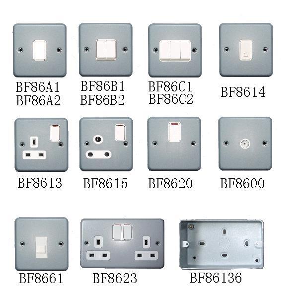 Wall Switch & Socket
