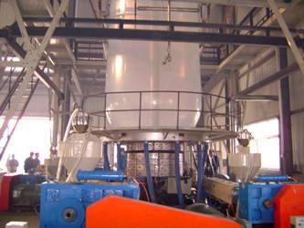 Three-layer Co-extrusion Agricultural Film Blowing Line