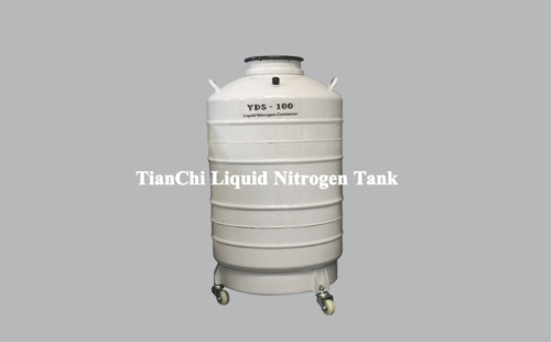 TIANCHI 100L liquid nitrogen cylinder YDS-100 in Italy