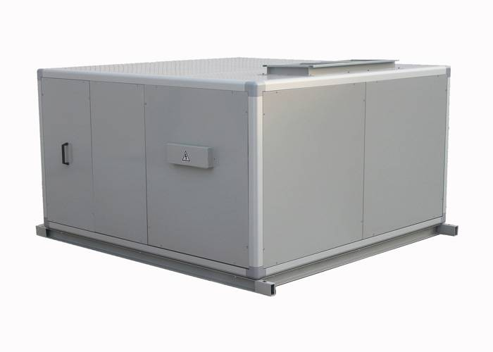 Ducted Chilled Water Fan Coil Unit